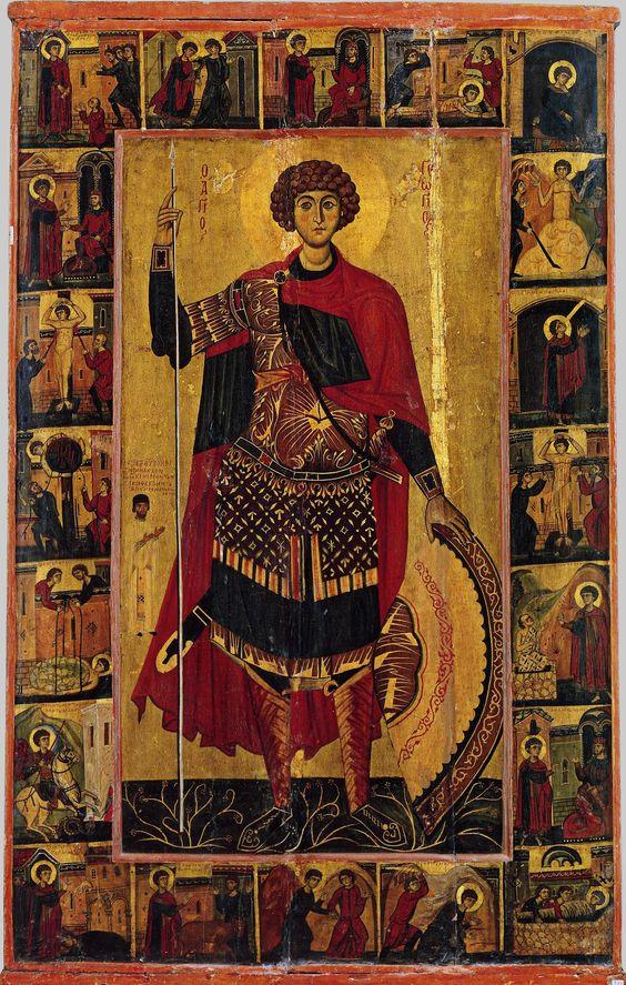 13th century icon Mount Sinai