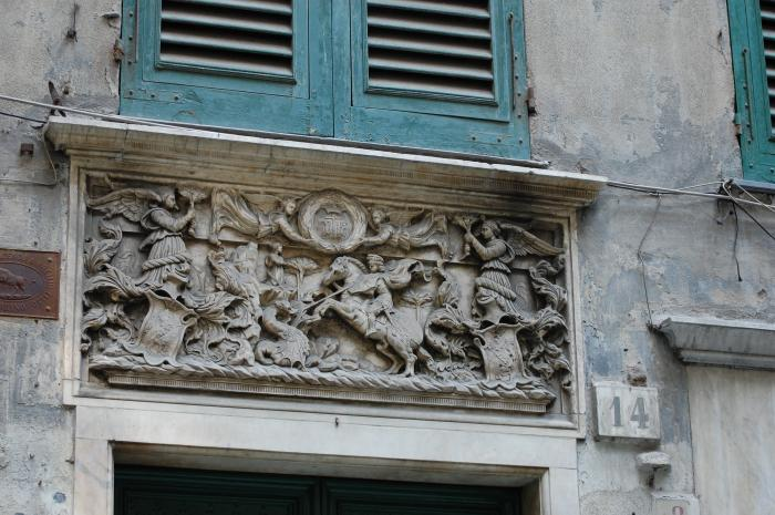 Chapt 5 SanGiorgio e il drago Genoa