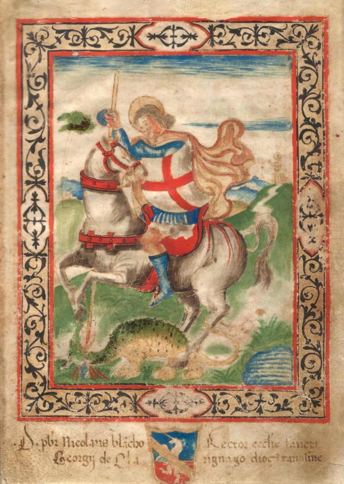 Codice mariegola della beata Vergine della Misericordia di Chirignago