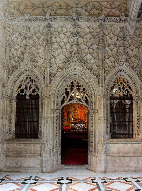 Generalitat Chapel of Sant Jordi