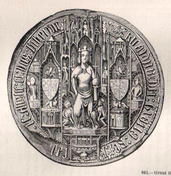 Great Seal of Edward III
