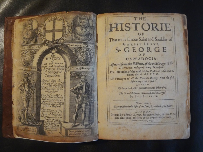 History of St George