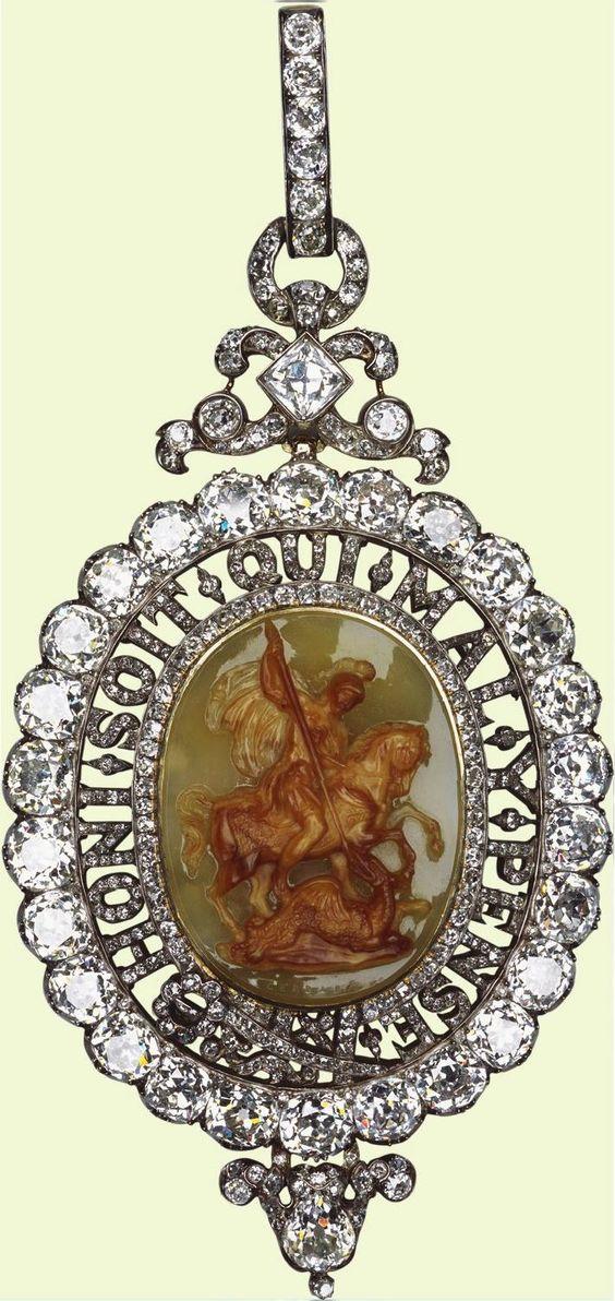 Lesser Geroge c 1820