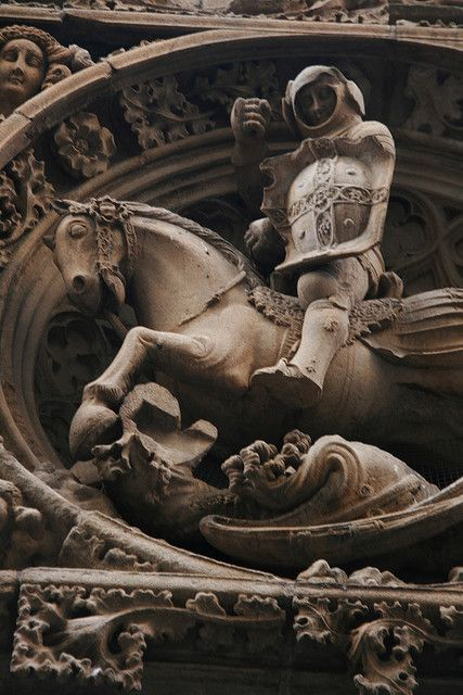 Pere Joan sculpture Generalitat