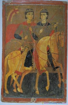 St George and St Theodore Sinai 2
