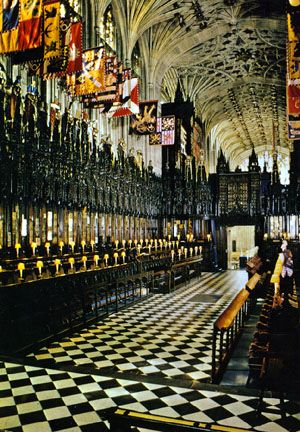 St GEorge Chapel at Windsor