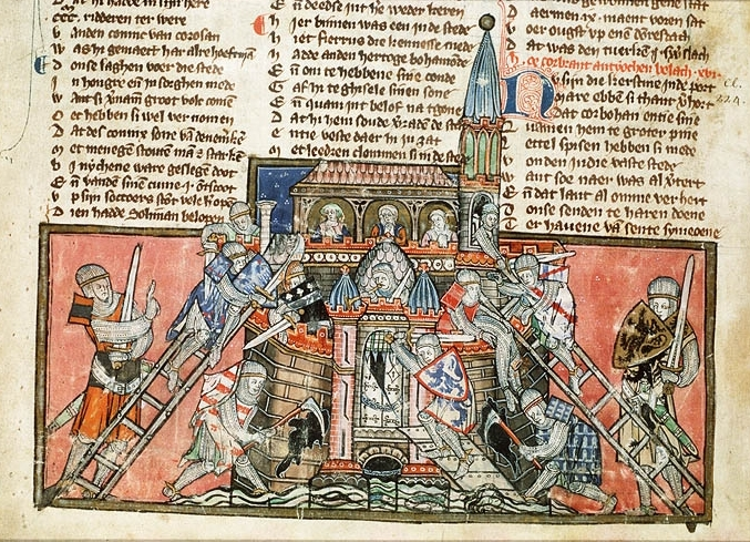 The Seige of Antioch